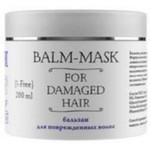 Valentina Kostina Organic Cosmetic - Бальзам для поврежденных волос, 200 мл.