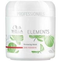 Wella Elements - Обновляющая маска, 150 мл.Wella Elements - Обновляющая маска, 150 мл. купить по низкой цене с доставкой по Москве и регионам в интернет-магазине ProfessionalHair.<br>