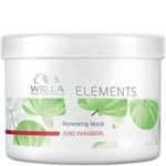 Wella Elements - Обновляющая маска, 500 мл.