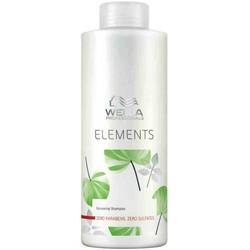 Wella Elements - Обновляющий шампунь, 1000 мл.