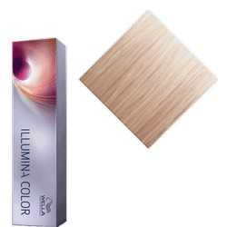 Wella Illumina Color - Крем-краска 10-93 яркий блонд, золотистый сандре, 60 мл.